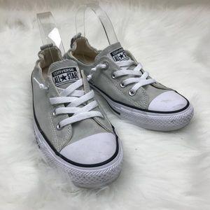 Converse Light Gray Shoreline Sneakers